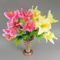Светодиодные цветы ELVAN 207-06-Y