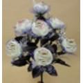 Светодиодные цветы ELVAN 204-02-WH-7-9шт