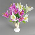 Светодиодные цветы ELVAN 207-06-W