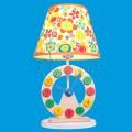 Настольная лампа 42013/1T YL+RD