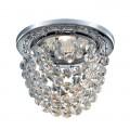 Декоративный встраиваемый светильник