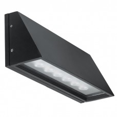 Декоративный светодиодный уличный настенный светильник