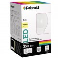"Светодиодная лампа Polaroid ""Шарик"" G45 E27 4000K 4 Вт"