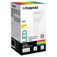 Светодиодная лампа Polaroid R50 E14 4000K 6 Вт