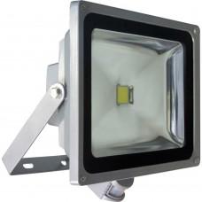 Прожектор c датчиком серый Feron LL-233, арт.12127