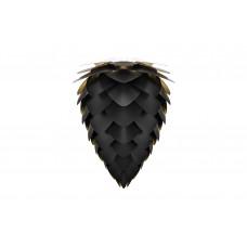 Плафон Conia black & gold VITA 02018