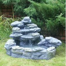 Фонтан садовый Каскад малый арт.F1312