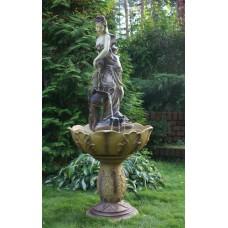 Фонтан садовый Прекрасная весна цветная арт.F1317