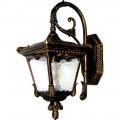 Светильник садово-парковый Feron 9003QS черное золото, арт.11250