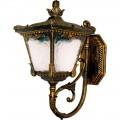 Светильник садово-парковый Feron 6003QS черное золото, арт.11251