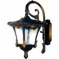 Светильник садово-парковый Feron 9003QM черное золото, арт.11255
