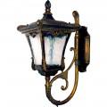Светильник садово-парковый Feron 6003QM черное золото, арт.11256