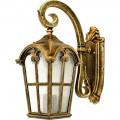 Светильник садово-парковый Feron PL103 черное золото, арт.11295
