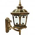 Светильник садово-парковый Feron PL135 черное золото, арт.11314