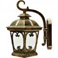 Светильник садово-парковый Feron PL139 черное золото, арт.11315