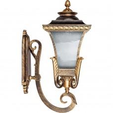 Светильник садово-парковый Feron PL4021 черное золото, арт.11403