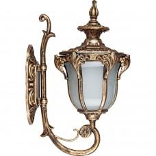 Светильник садово-парковый Feron PL4041 черное золото, арт.11421