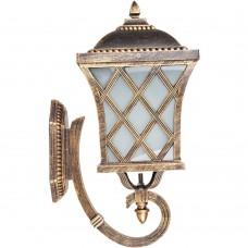 Светильник садово-парковый Feron PL4061 черное золото, арт.11439