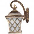 Светильник садово-парковый Feron PL4062 черное золото, арт.11440