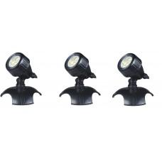 Подсветка для фонтанов светодиодная JEBAO HP3-3