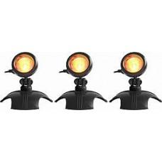 Подсветка для фонтанов JEBAO GL 2-3 с цветными фильтрами